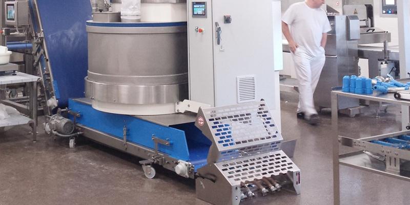 Intergration to San Cassiano automatic mixer