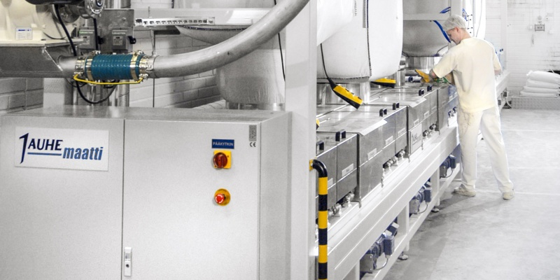 Automate your small and minor ingredient dosing with Powdermatic™ dosing unit